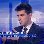 L'invité politique d'Olivier Galzi du 17/01/2017