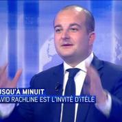 L'invité politique d'Olivier Galzi du 14/02/2017
