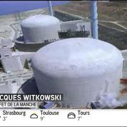 Pas de risque nucléaire après l'explosion à Flamanville selon la préfecture