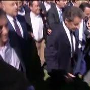 François Fillon et Nicolas Sarkozy vont déjeuner ensemble