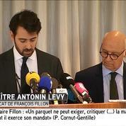 Les avocats de François Fillon réclament que le parquet financier se dessaisisse de l'enquête
