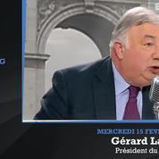 Le clan Les Républicains clame son soutien à Thierry Solère