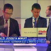 L'invité politique d'Olivier Galzi du 23/01/2017