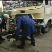 Une association alsacienne restaure de vieux autocars