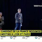 Éducation : pour Mélenchon, Marine Le Pen est une