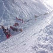 Avalanche à Tignes : un sauvetage difficile