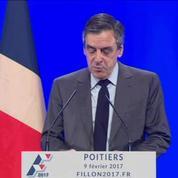 Meeting de François Fillon : les journalistes hués
