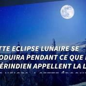 Éclipse de Lune et comète : c'est la nuit où il faut lever les yeux au ciel