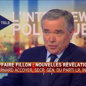 Affaire Fillon: Bernard Accoyer répond à François Bayrou
