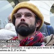 L'agriculteur Cédric Herrou condamné à 3 000 euros d'amende avec sursis pour avoir aidé des migrants