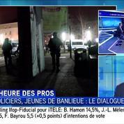 Aulnay-sous-Bois : le porte-parole du syndicat de police SGP-FO s'exprime