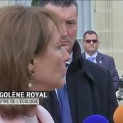 Écotaxe :Ségolène Royal répond aux critiques de la Cour des Comptes.
