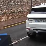 Espagne : de fortes pluies provoquent d'importants glissements de terrain à Malaga