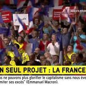 Avortement : Macron rend hommage au « courage » de Simone Veil