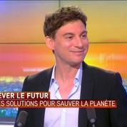 Rêver le futur : des solutions pour sauver la planète