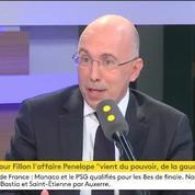 Pour Eric Ciotti, le pouvoir et Bercy sont à l'origine de l'affaire Penelope Fillon