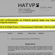 Thierry Solère, soupçonné de fraude fiscale