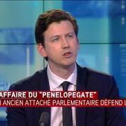 Vincent Goyet : Pourquoi il soutient Pénélope Fillon