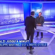 L'invité politique d'Olivier Galzi du 23/02/2017