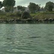 Marseille : l'étang au patrimoine de l'Unesco