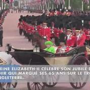 La reine Elizabeth II fête ses 65 ans de règne
