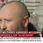 Des visiteurs confinés dans le Louvre témoignent :