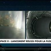 Space X : lancement réussi pour la fusée recyclée