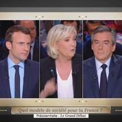 Hamon à Le Pen : «La laïcité comme ça vous arrange»