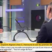 Nicolas Dupont-Aignan revient sur son passage à Touche pas à mon poste le soir du débat