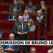 Bruno Le Roux poussé à la démission