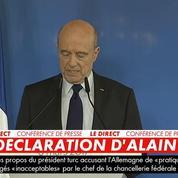 Alain Juppé :