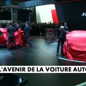 L'avenir de la voiture autonome