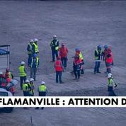 Flamanville : attention danger