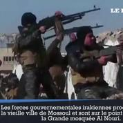 La reprise de la Grande mosquée de Mossoul est imminente