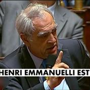 Henri Emmanuelli, figure emblématique du PS