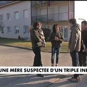 Pontarlier : une mère suspectée de triple infanticide