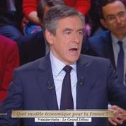 Mélenchon à Fillon : «Vous voulez le nombre d'heures de travail de la Roumanie ?»
