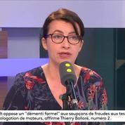 Cécile Duflot juge sévèrement le ralliement de Valls à Macron