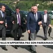 Valls soutiendra-t-il Hamon ou Macron ?