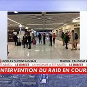Aéroport Orly : le témoignage de Nicolas Dupont-Aignan