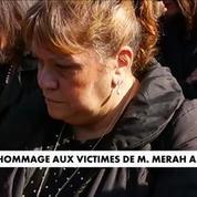 Toulouse rend hommage aux victimes de Merah