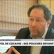Vol de cocaïne : des policiers devant la justice
