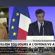 Le récit du meeting de François Fillon à Biarritz