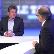 Henri de Castries : «Emmanuel Macron, c'est le visage légèrement relifté de François Hollande»