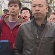 Ressortissant chinois abattu par la police : les versions des faits