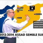 La Syrie des Assad, de 1970 à aujourd'hui