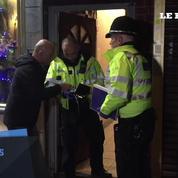 Un raid de la police a eu lieu à Birmingham