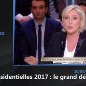 Débat présidentiel : la défense de Macron face aux attaques des autres candidats
