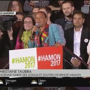 Celui qui confond «projet avec biopic»: Taubira charge Macron sans le citer