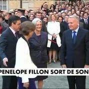Penelope Fillon est sortie de son silence